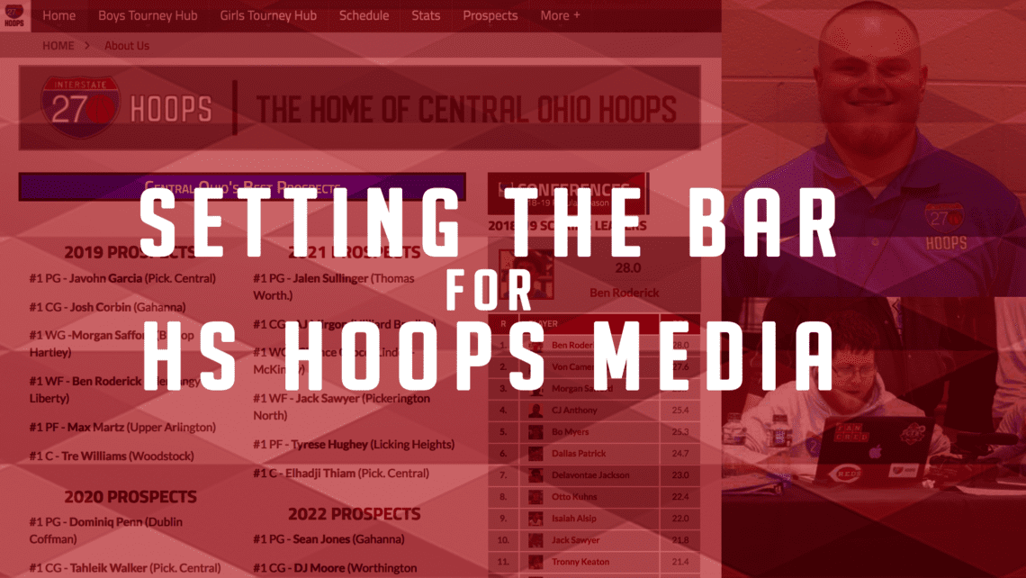 270 Hoops: Bar-Setting Resource Focuses on Central Ohio Preps