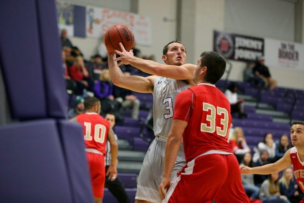 Austin Schreck Capital University Basketball