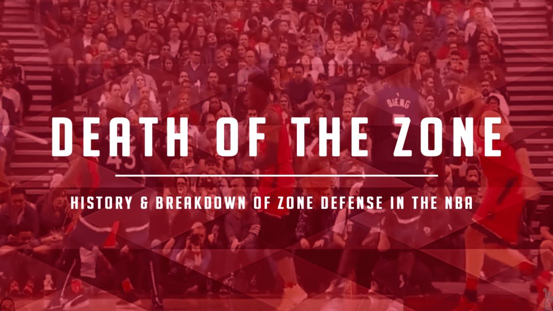 NBA ZONE defense