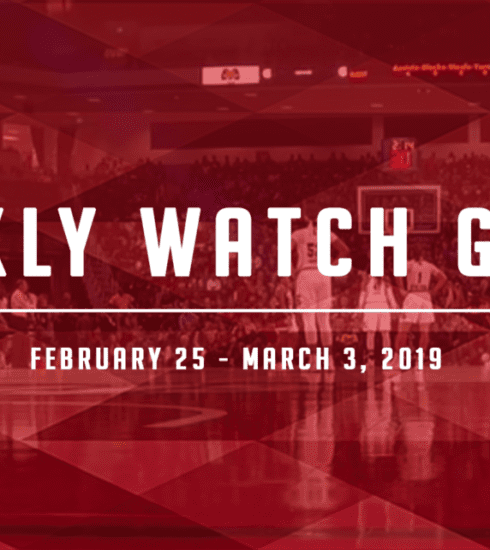 weekly watch guide