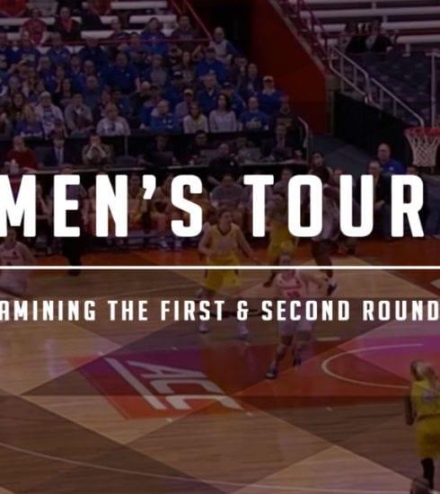 Women's Sweet 16 Preview & First Rounds Recap