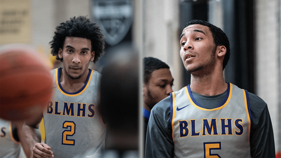 Brooklyn's Champagnie Twins Create Future of D1 Hoops Together