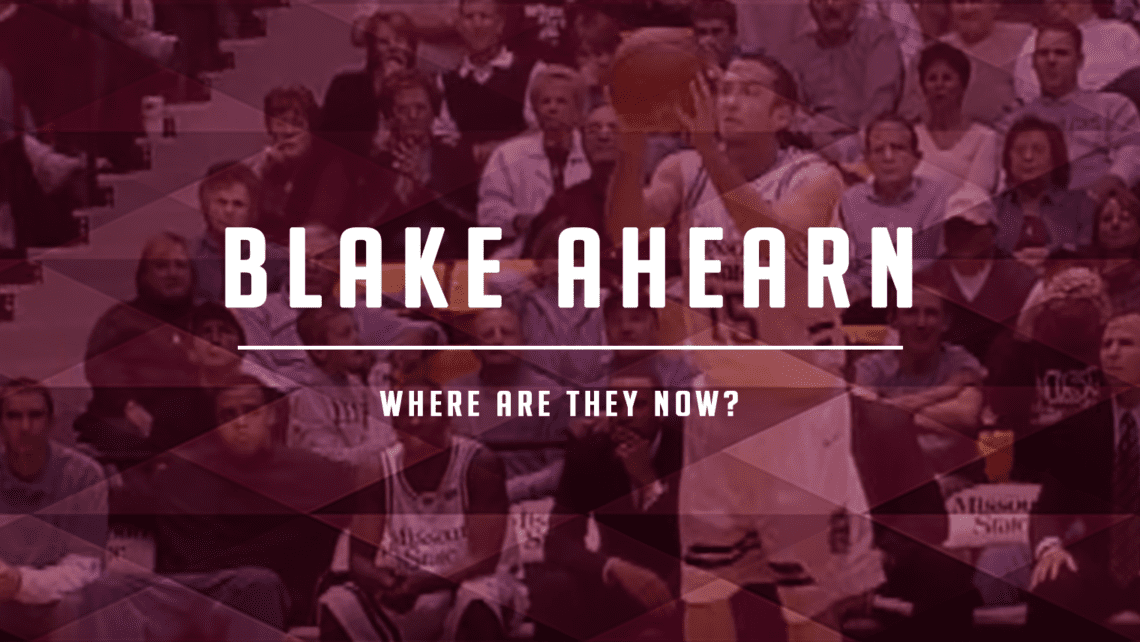 blake ahearn cover all-time free-throw leader