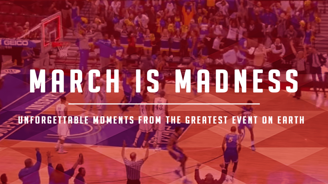 10 Memorable March Madness Moments + Honorable Mentions