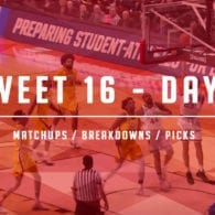 sweet 16 day one 2019 ncaa tournament