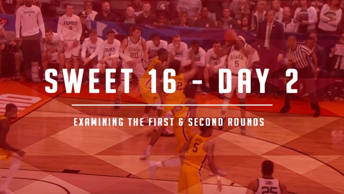 Ultimate Guide to the Sweet 16: Day 2