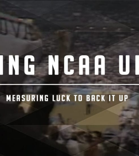 Measuring Luck to Find Greatest All-Time NCAA Tourney Upset