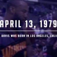 baron davis birthday april 13, 1979