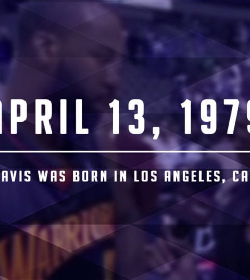 baron davis birthday april 13, 1979
