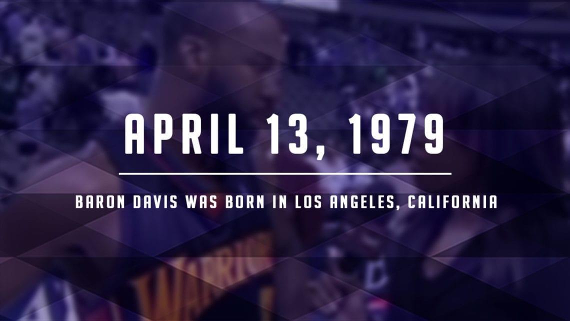Baron Davis, A Legend Was Born