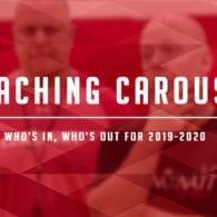 Coaching Carousel: 2019 Men's Division I