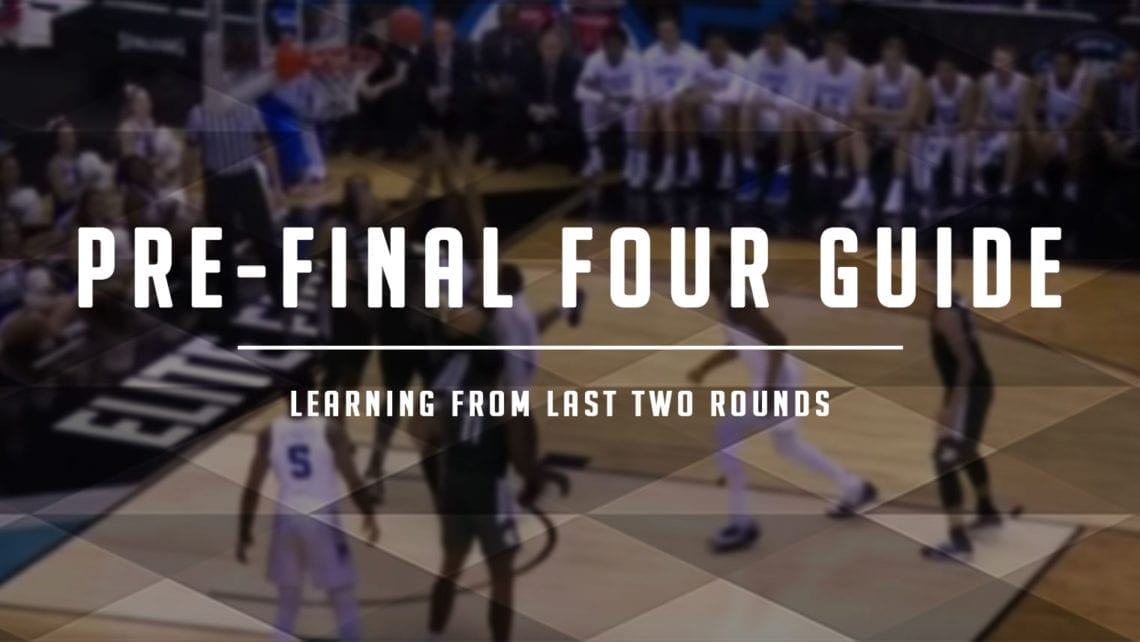 What We Learned From the Elite Eight, Sweet 16 Rounds