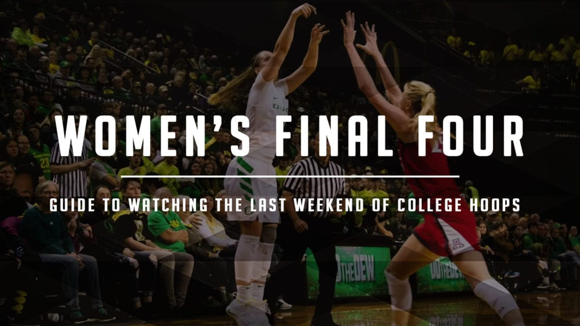 2019 Women's Final Four Preview