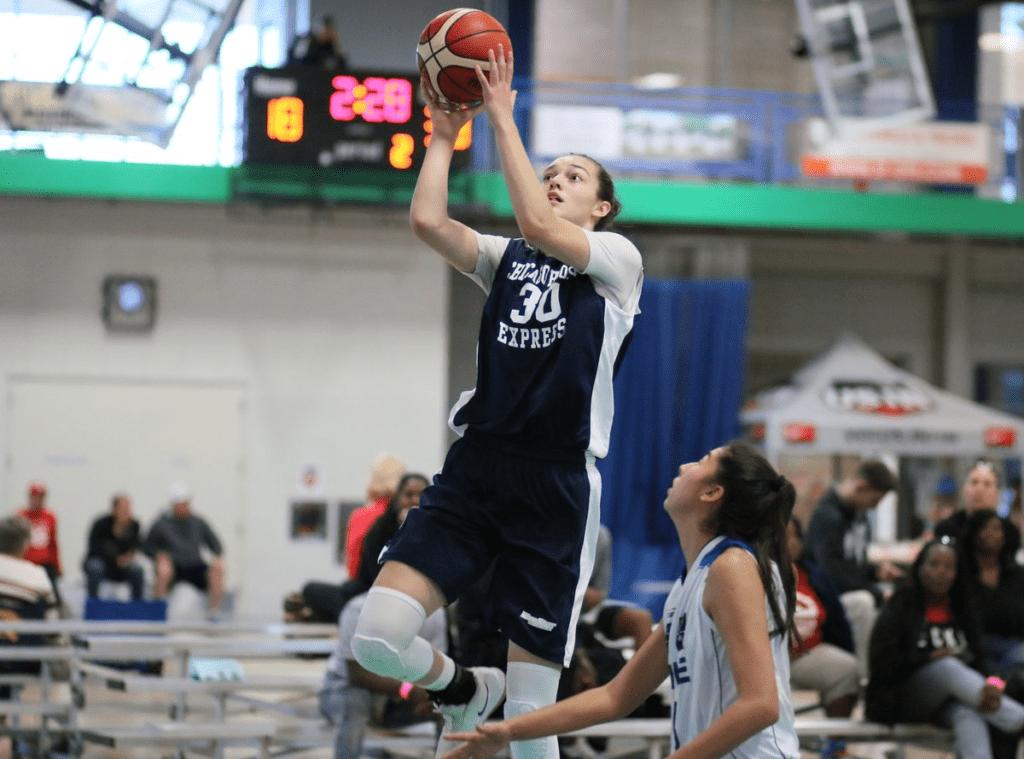 Angela Dugalić oregon basketball des plaines illinois Jerald Davis