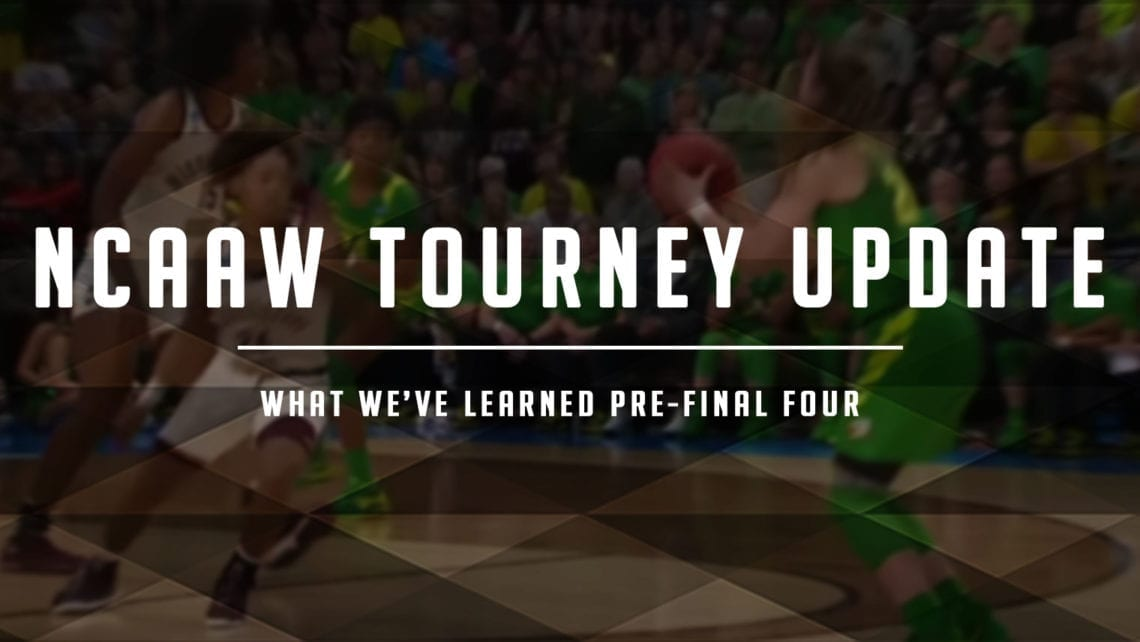 Women's Final Four – How'd We Get Here?