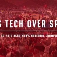 Texas Tech Lockdown Spartans, First Championship Bid