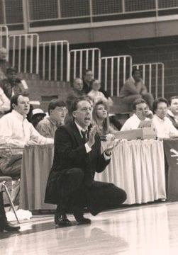 Coach Brian Agler Credit: UMKC AtheticsCoach Brian Agler Credit: UMKC Athetics