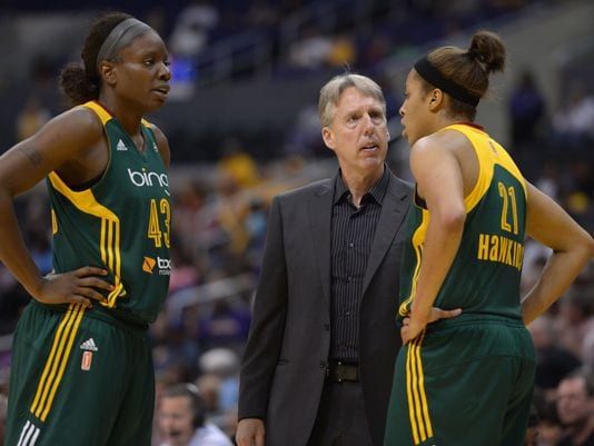 Taking Calm to the Storm, Agler Finds Perspective as Assistant