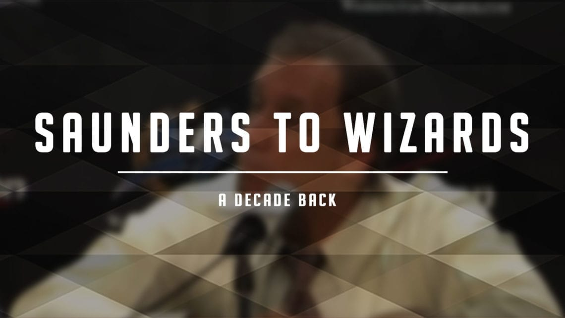Flip Saunders Hired to Solve Wizards Woes