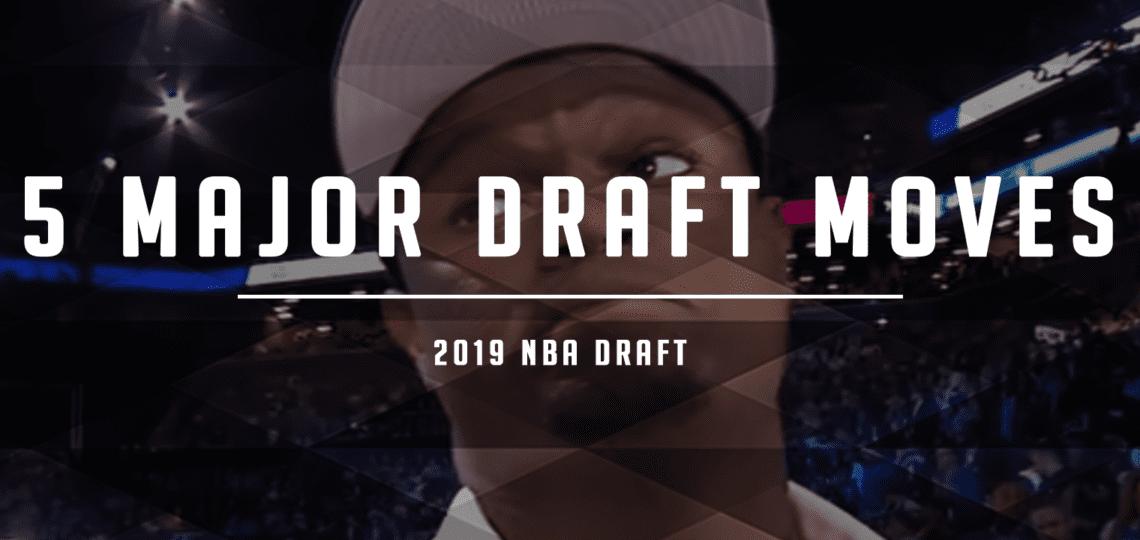 Five NBA Draft Decisions That Can Make an Immediate Impact