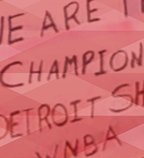 Detroit Shock WNBA Prestige Ranking