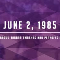 Kareem Abdul-Jabbar Dominates NBA Playoff Scoring