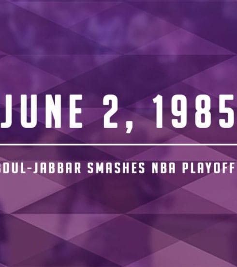 Kareem Abdul-Jabbar Dominates NBA Playoff Scoring