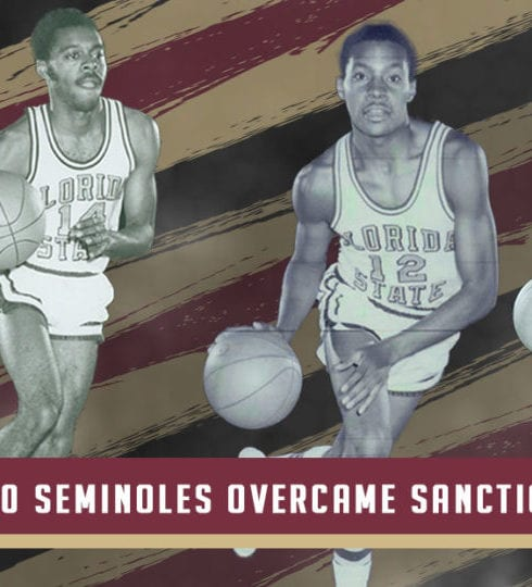 1969-70 Florida State Overcame Sanctions