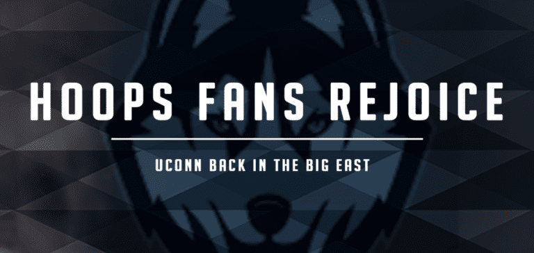 Basketball is Better with UConn in the Big East and Everyone
