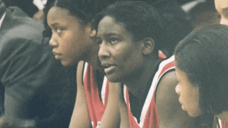 Surrounded by Female Pioneers Tomeka Brown Raised in Gym