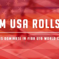Team USA Three Wins From Becoming U19 World Champions