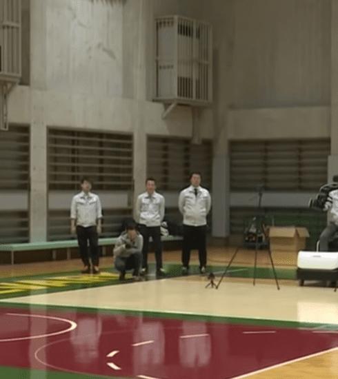 Toyota Robot Sinks 2,020-Straight Free Throws