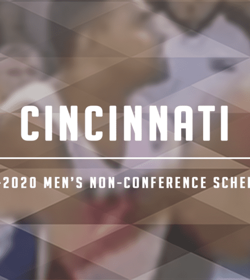 Cincinnati Non-Conference Schedule Review