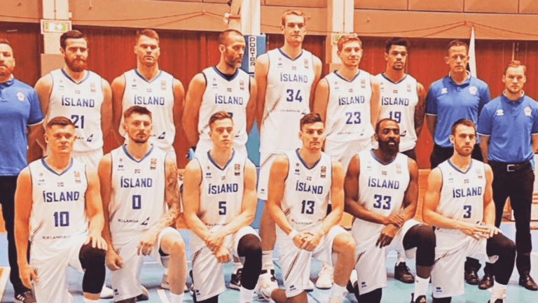 New Orleans to Iceland: Danero Thomas Home, Heart is Where the Hoop Is