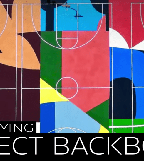 Watch Project Backboard Transform Courts to Murals