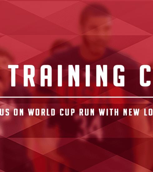 Team USA Training Camp Turns Focus on World Cup