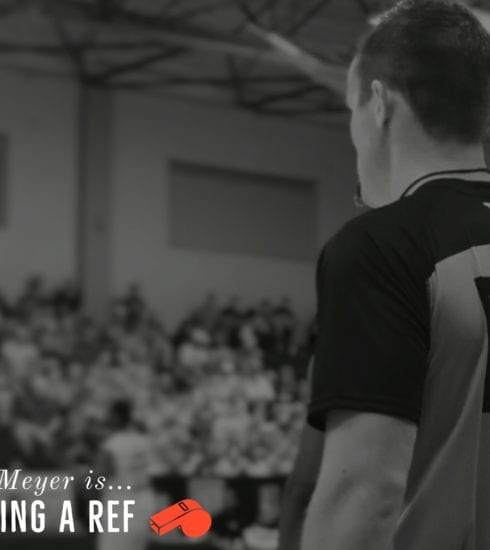 Finally, the long season is over for Justin. His first year as a basketball ref has come to a close, and he can now fully reflect on the experience.