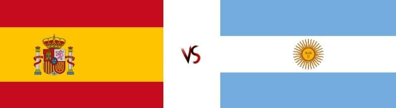 Spain and Argentina will face off for international supremacy in the FIBA World Cup Final on Sunday.