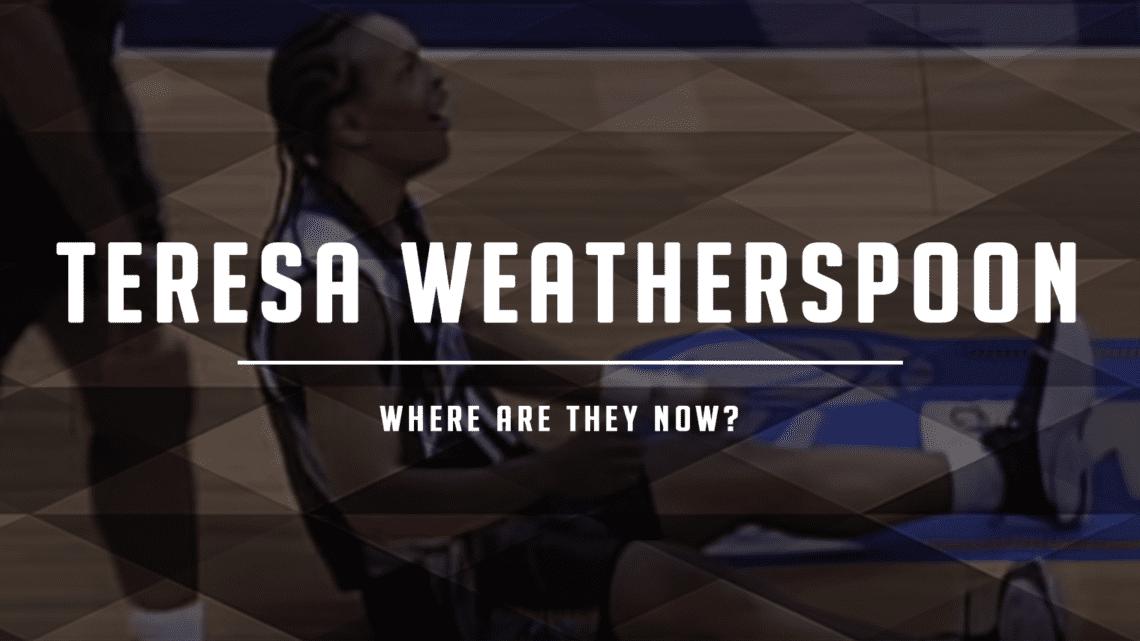 Teresa Weatherspoon