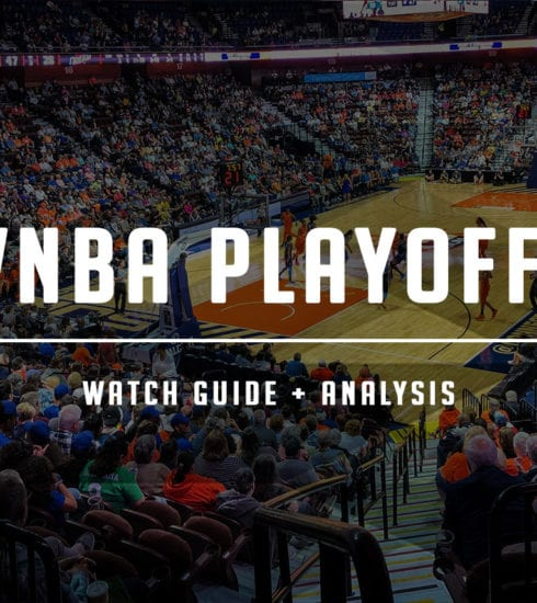 wnba playoffs 2019
