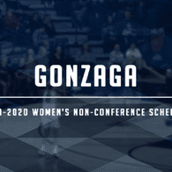 Gonzaga women's basketball has a few important non-conference dates to keep in mind, with its meeting with Stanford on Nov. 17 headlining the docket.