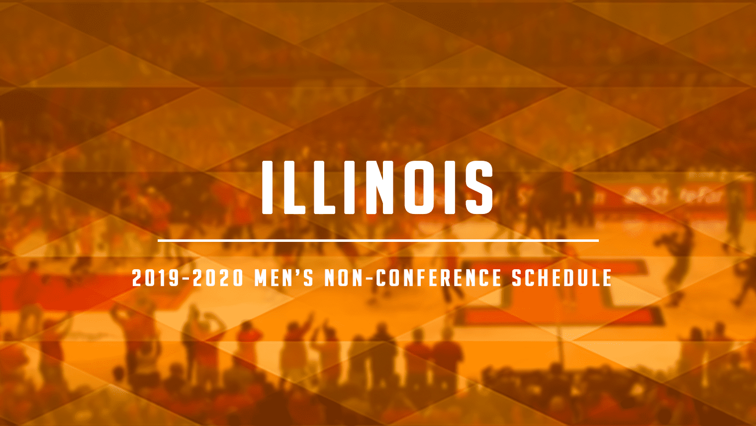 Illinois has a few marquee games in its non-conference slate, with Arizona, Miami and Missouri headlining, and will need some wins to impress the committee.