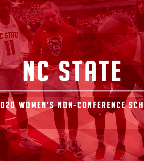 NC State only has two power-conference opponents on its non-conference schedule - Texas and Maryland - but that's about it in the way of major challenges.