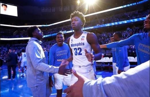 The NCAA has suspended Memphis freshman James Wiseman for 12 games and won't be allowed to play until Jan. 12 against South Florida.