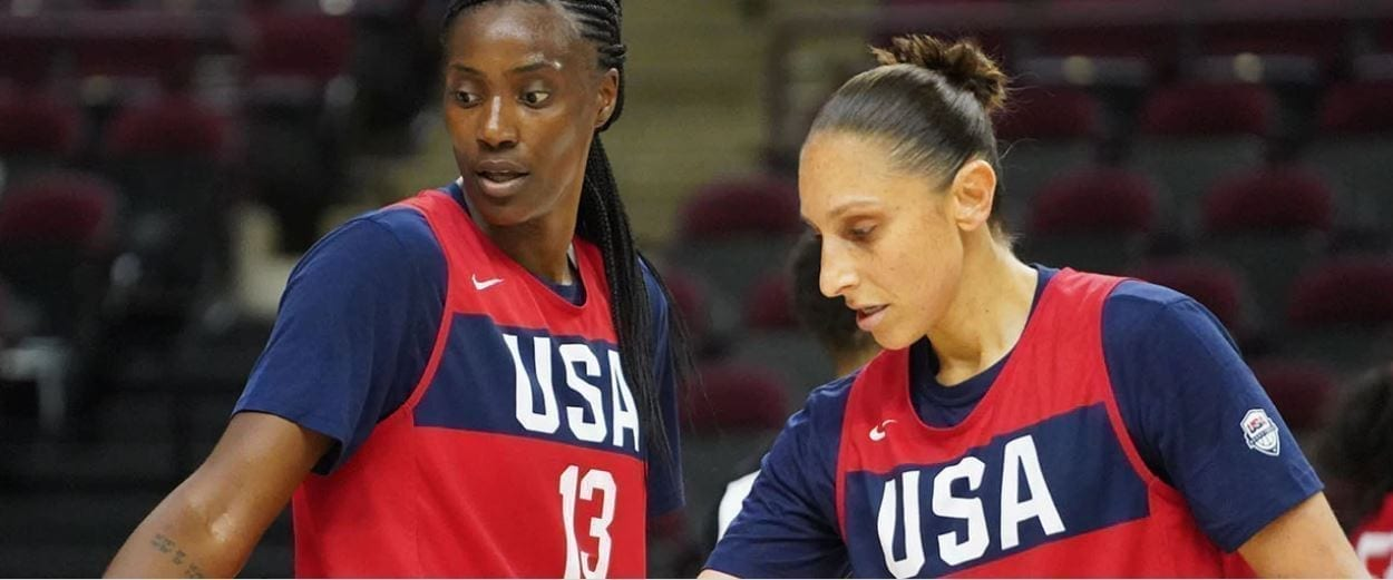 The USA Basketball Women's National Team will play against Connecticut and Louisville in 2020 in exhibition games ahead of the Tokyo Olympics.