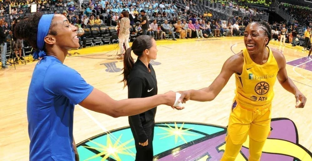 The WNBA announced its Team Business Awards for 2019, with the Los Angeles Sparks named as Franchise of the Year, among other distinctions.
