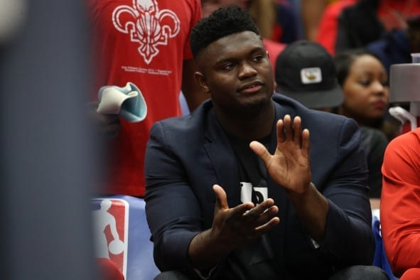 After Anthony Davis left New Orleans, the Pelicans started the search for their next franchise player. They might have found it quickly in Zion Williamson.