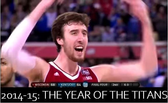 The elite of the 2014-15 college basketball season were on another level that we hadn't seen and likely won't see for a long time.
