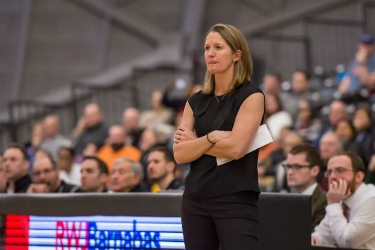 North Carolina head coach Courtney Banghart has brought excitement to the Tar Heels program in a short amount of time in only her first season.