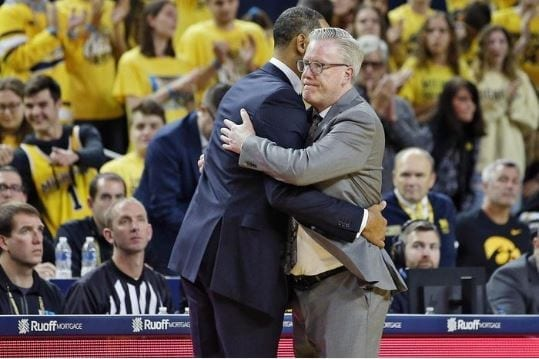 Juwan Howard has brought a lot of excitement to Michigan basketball, and for opposing coaches, it's nice to see him back in the college game.